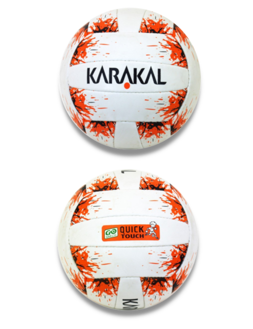 Karakal Quick Touch Footballs spot on sports