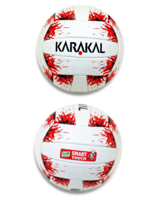 Karakal Smart Touch Footballs spot on sports