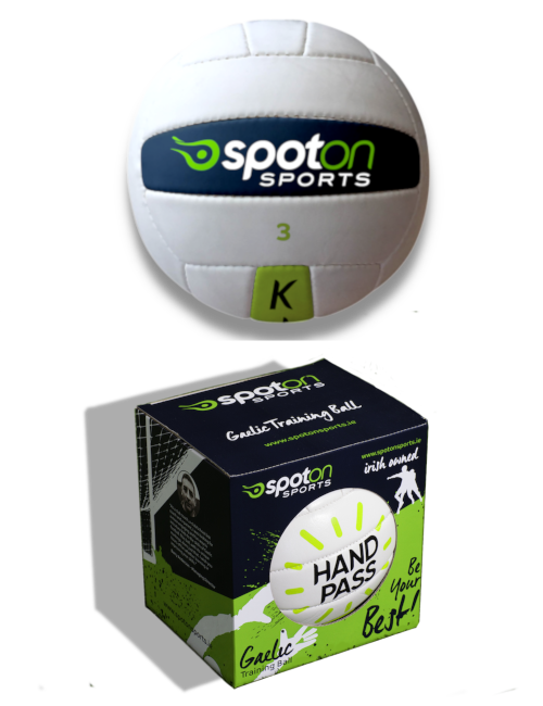 spot on sports football for kids ideal gift