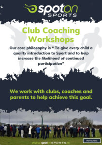 club coaching spot on sports working with clubs