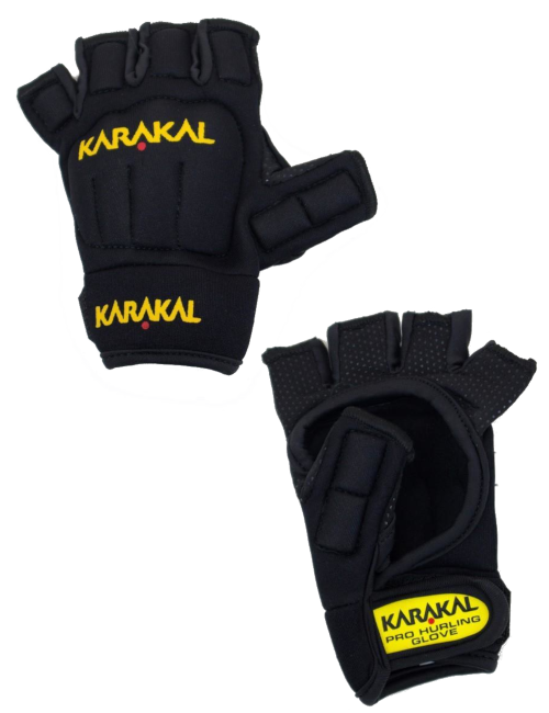 karakal pro hurling glove left hand spot on sports