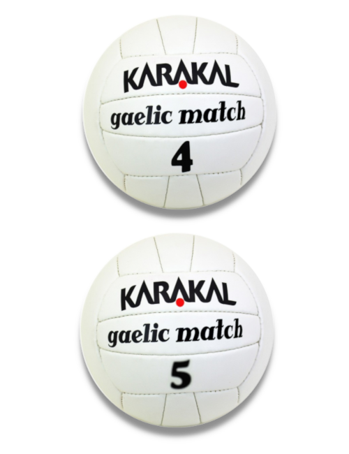 gaelic match ball karakal spot on sports